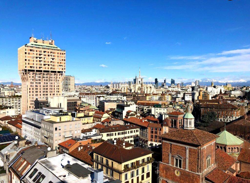 Milano traina il mercato immobiliare italiano!