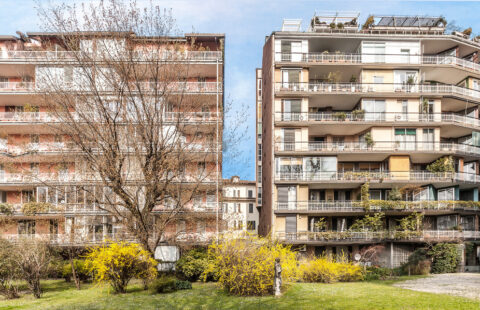 Abitazione di prestigio 230 mq con terrazzo in Crocetta
