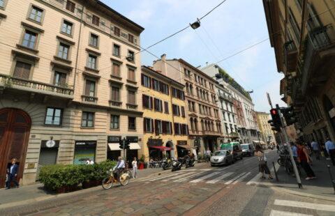 Trilocale Corso Magenta