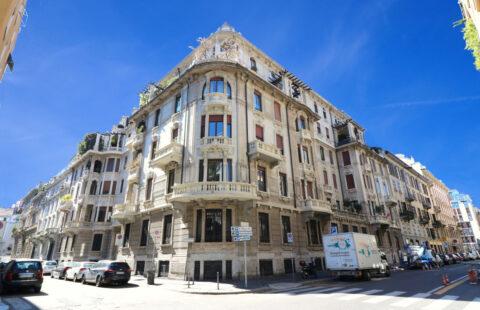 Prestigiosa abitazione 300 mq Moscova - La Foppa